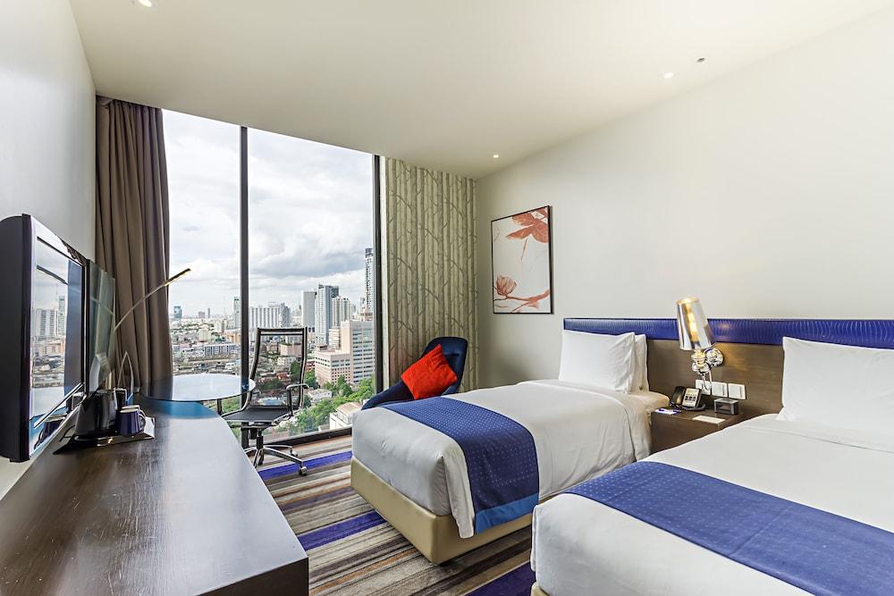 홀리데이 인 익스프레스 방콕 시암(Holiday Inn Express Bangkok Siam) Hotel Image 9 - Guestroom