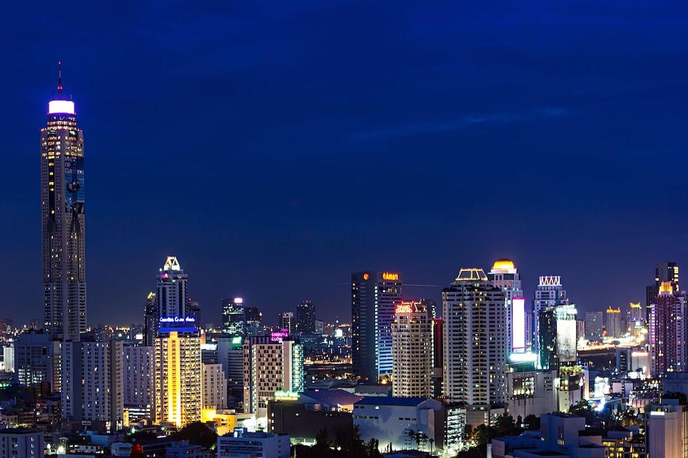 홀리데이 인 익스프레스 방콕 시암(Holiday Inn Express Bangkok Siam) Hotel Image 32 - City View