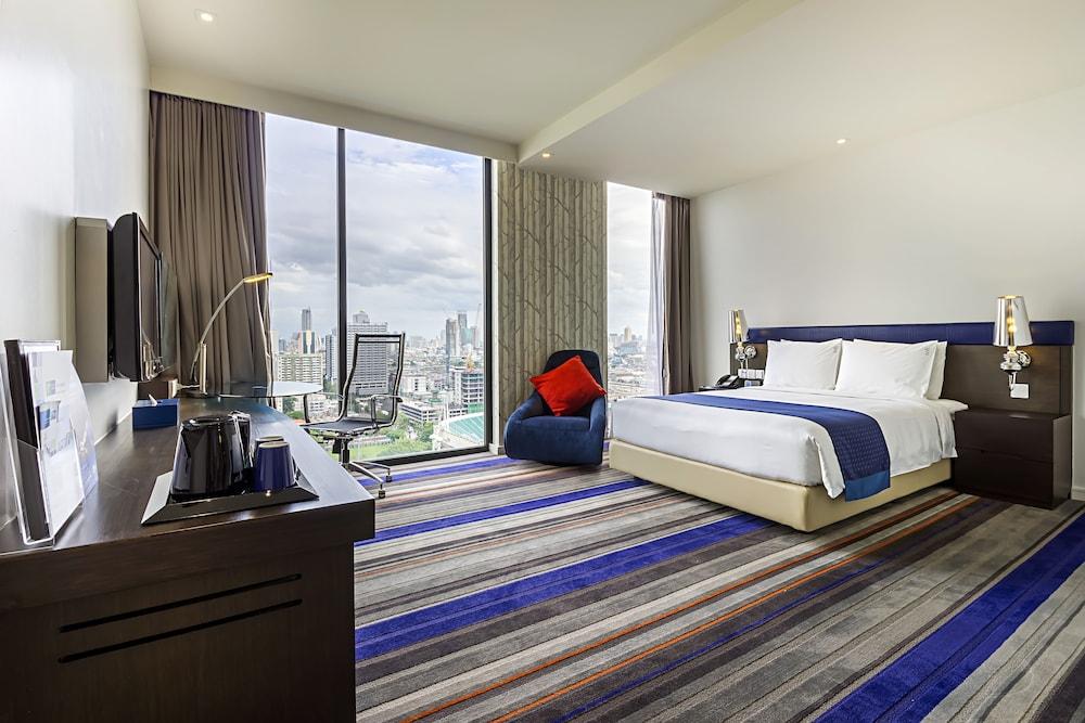 홀리데이 인 익스프레스 방콕 시암(Holiday Inn Express Bangkok Siam) Hotel Image 3 - Guestroom