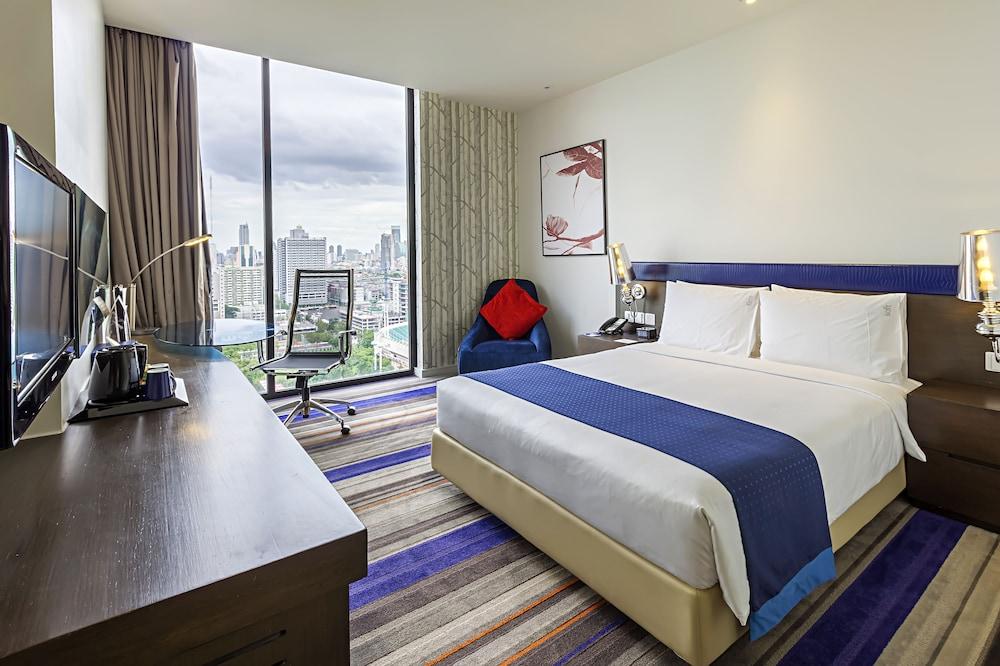 홀리데이 인 익스프레스 방콕 시암(Holiday Inn Express Bangkok Siam) Hotel Image 10 - Guestroom