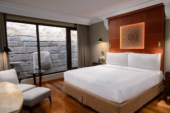 Classic Room, 1 King Bed, Non Smoking, View (Inca Wall)