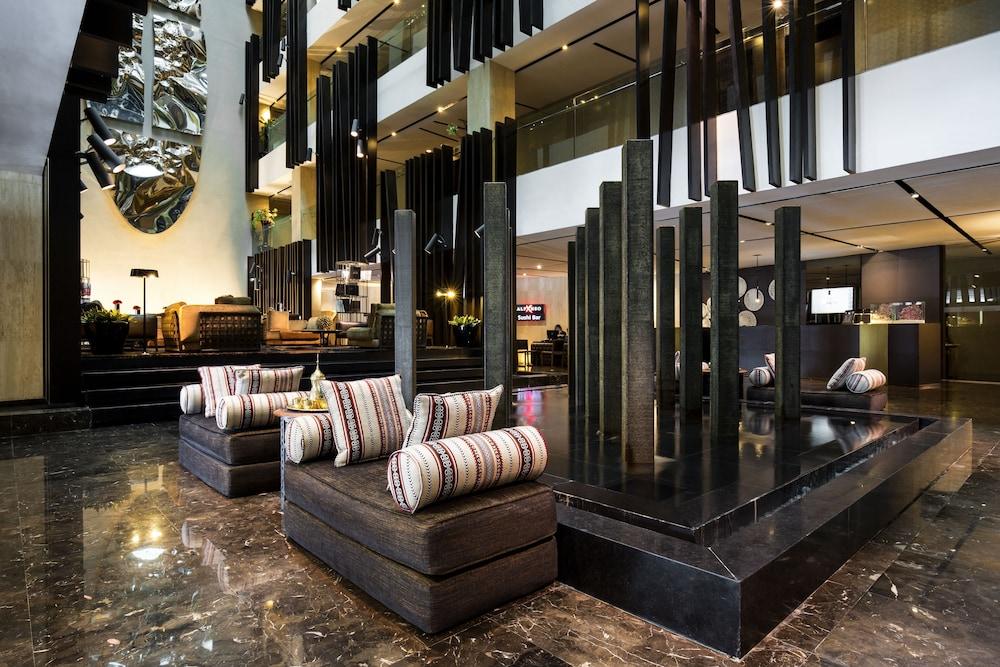 더 캔버스 호텔 두바이 엠갤러리 바이 소피텔(The Canvas Hotel Dubai MGallery By Sofitel) Hotel Image 3 - Reception