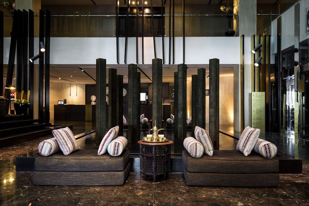 더 캔버스 호텔 두바이 엠갤러리 바이 소피텔(The Canvas Hotel Dubai MGallery By Sofitel) Hotel Image 4 - Reception