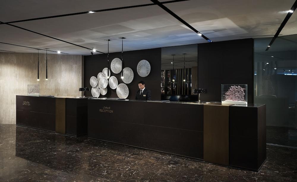 더 캔버스 호텔 두바이 엠갤러리 바이 소피텔(The Canvas Hotel Dubai MGallery By Sofitel) Hotel Image 9 - Reception