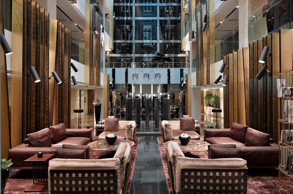 더 캔버스 호텔 두바이 엠갤러리 바이 소피텔(The Canvas Hotel Dubai MGallery By Sofitel) Hotel Image 59 - Hotel Interior