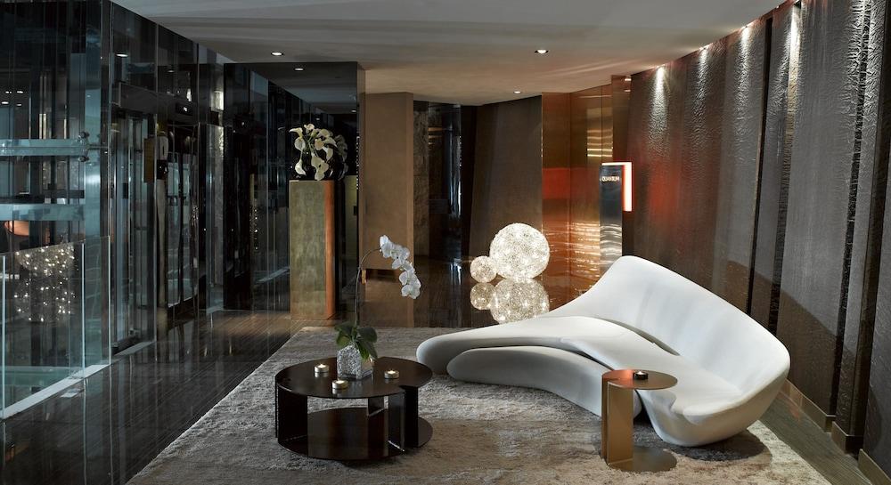 더 캔버스 호텔 두바이 엠갤러리 바이 소피텔(The Canvas Hotel Dubai MGallery By Sofitel) Hotel Image 1 - Lobby Sitting Area