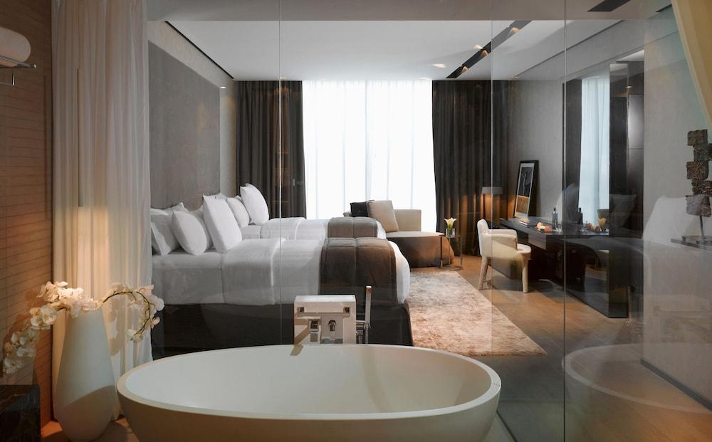 더 캔버스 호텔 두바이 엠갤러리 바이 소피텔(The Canvas Hotel Dubai MGallery By Sofitel) Hotel Image 14 - Guestroom