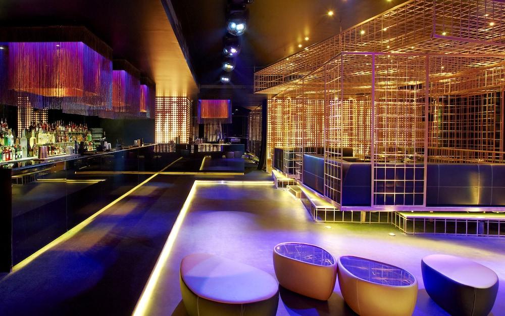 더 캔버스 호텔 두바이 엠갤러리 바이 소피텔(The Canvas Hotel Dubai MGallery By Sofitel) Hotel Image 56 - Hotel Lounge