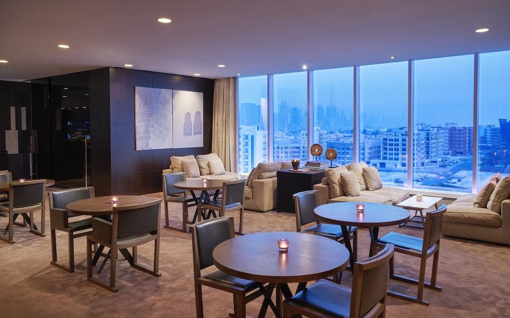 더 캔버스 호텔 두바이 엠갤러리 바이 소피텔(The Canvas Hotel Dubai MGallery By Sofitel) Hotel Image 42 - Restaurant