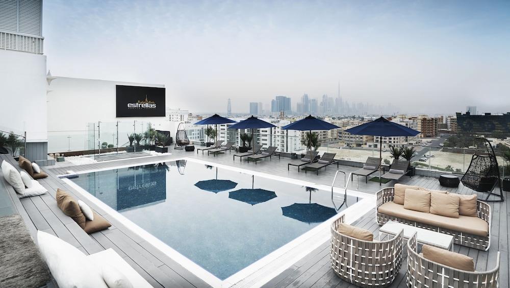 더 캔버스 호텔 두바이 엠갤러리 바이 소피텔(The Canvas Hotel Dubai MGallery By Sofitel) Hotel Image 65 - Exterior detail