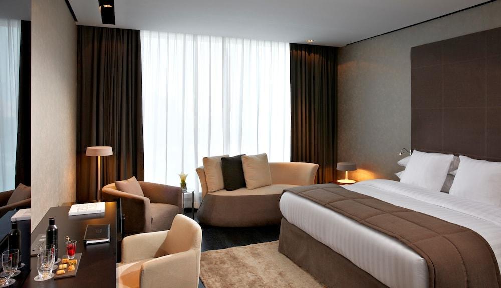 더 캔버스 호텔 두바이 엠갤러리 바이 소피텔(The Canvas Hotel Dubai MGallery By Sofitel) Hotel Image 11 - Guestroom