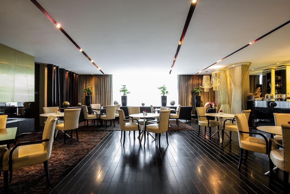 더 캔버스 호텔 두바이 엠갤러리 바이 소피텔(The Canvas Hotel Dubai MGallery By Sofitel) Hotel Image 45 - Restaurant