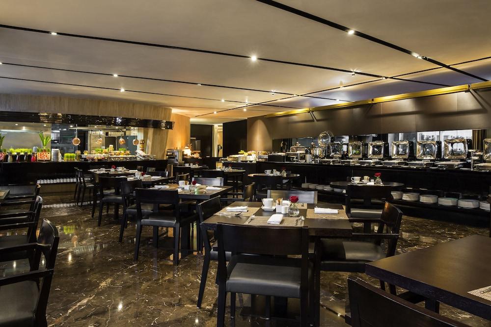 더 캔버스 호텔 두바이 엠갤러리 바이 소피텔(The Canvas Hotel Dubai MGallery By Sofitel) Hotel Image 46 - Restaurant