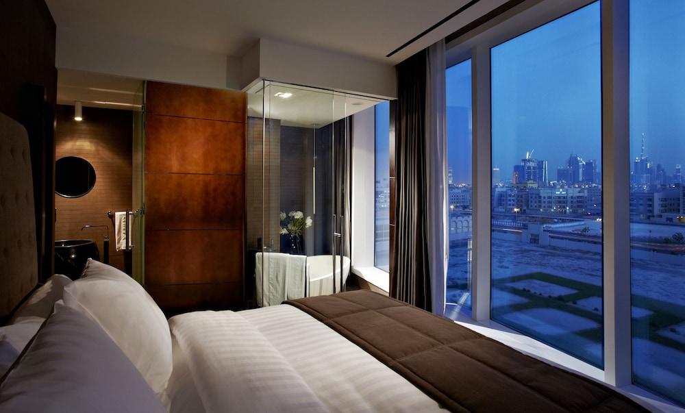 더 캔버스 호텔 두바이 엠갤러리 바이 소피텔(The Canvas Hotel Dubai MGallery By Sofitel) Hotel Image 12 - Guestroom
