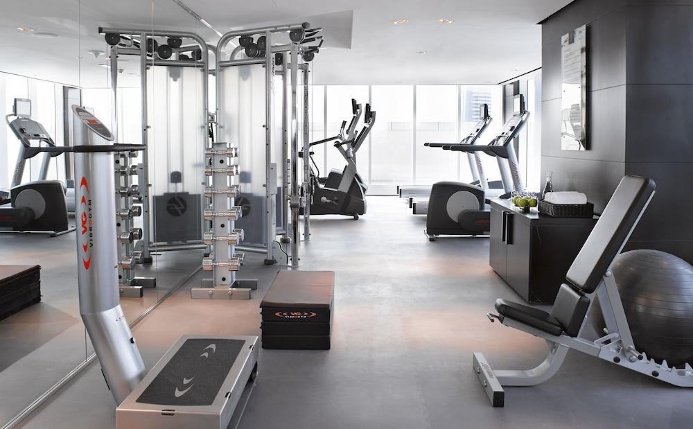 더 캔버스 호텔 두바이 엠갤러리 바이 소피텔(The Canvas Hotel Dubai MGallery By Sofitel) Hotel Image 31 - Gym