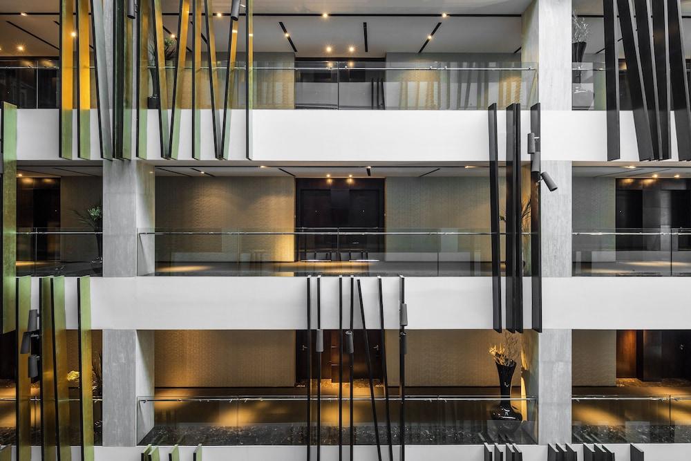 더 캔버스 호텔 두바이 엠갤러리 바이 소피텔(The Canvas Hotel Dubai MGallery By Sofitel) Hotel Image 6 - Reception