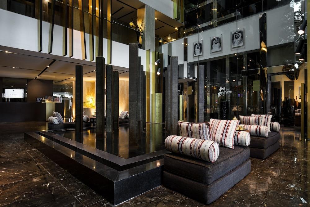 더 캔버스 호텔 두바이 엠갤러리 바이 소피텔(The Canvas Hotel Dubai MGallery By Sofitel) Hotel Image 7 - Reception