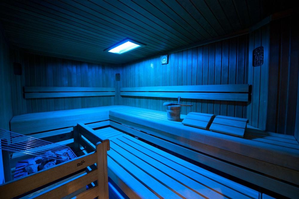 베스트 웨스턴 로프트스타일 호텔 슈비브에어딩엔(Best Western loftstyle Hotel Schwieberdingen) Hotel Image 17 - Sauna