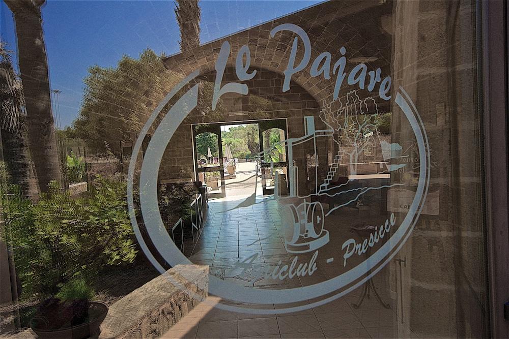 호텔 마세리아 레 파야레(Hotel Masseria Resort Le Pajare) Hotel Image 27 - Interior Entrance