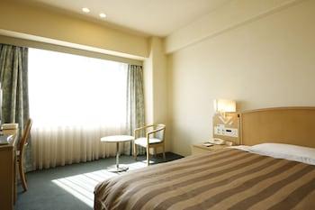 スタンダード シングルルーム 喫煙可|徳島グランヴィリオホテル - ルートインホテルズ -