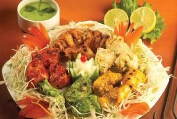호텔 난디니 JP 나가르(Hotel Nandhini JP Nagar) Hotel Image 4 - Dining