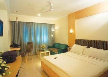 호텔 난디니 JP 나가르(Hotel Nandhini JP Nagar) Hotel Image 3 - Guestroom