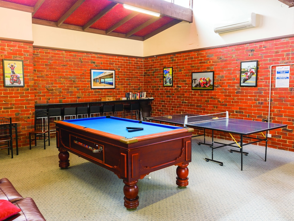 아마루 홀리데이 파크(Amaroo Holiday Park) Hotel Image 56 - Game Room