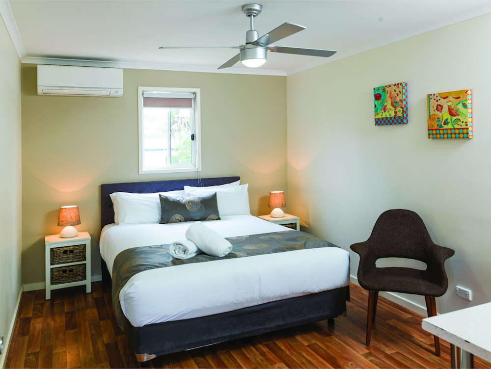 아마루 홀리데이 파크(Amaroo Holiday Park) Hotel Image 16 - Guestroom
