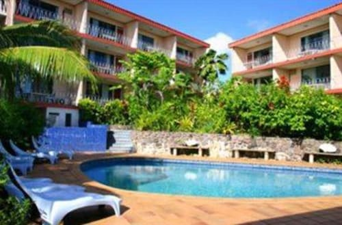 Capricorn Apartment Hotel Suva, Rewa