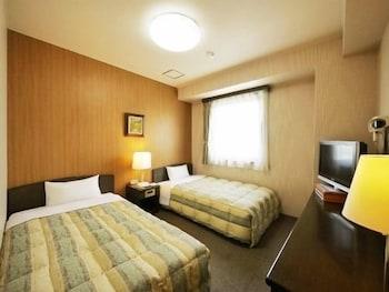 ツインルーム(喫煙)|ホテルルートインコート南松本