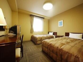ツインルーム(禁煙)|ホテルルートインコート篠ノ井