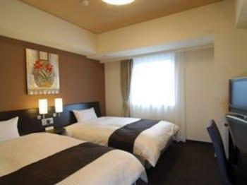호텔 루트-인 시오지리(Hotel Route-Inn Shiojiri) Hotel Image 2 - Guestroom