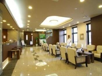 호텔 루트-인 시오지리(Hotel Route-Inn Shiojiri) Hotel Image 1 - Lobby