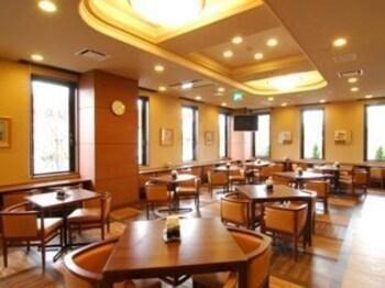 호텔 루트-인 시오지리(Hotel Route-Inn Shiojiri) Hotel Image 19 - Restaurant