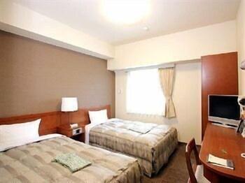 호텔 루트-인 후지에다 에키키타(Hotel Route-Inn Fujieda Ekikita) Hotel Image 4 - Guestroom