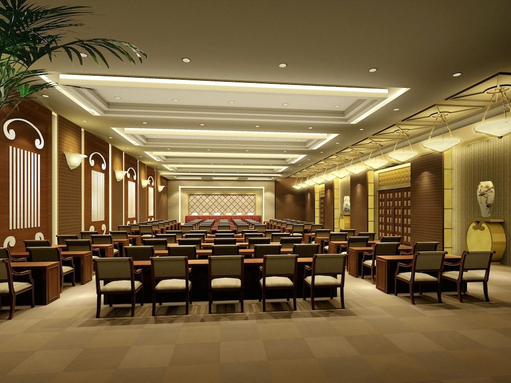 상하이 샤하이 인터내셔널 호텔(Shanghai Shahai International Hotel) Hotel Image 22 - Meeting Facility