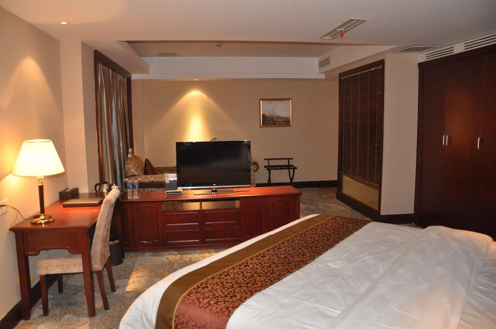 상하이 샤하이 인터내셔널 호텔(Shanghai Shahai International Hotel) Hotel Image 13 - Living Room