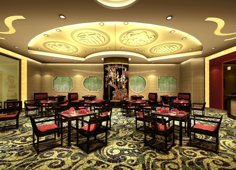상하이 샤하이 인터내셔널 호텔(Shanghai Shahai International Hotel) Hotel Image 18 - Restaurant