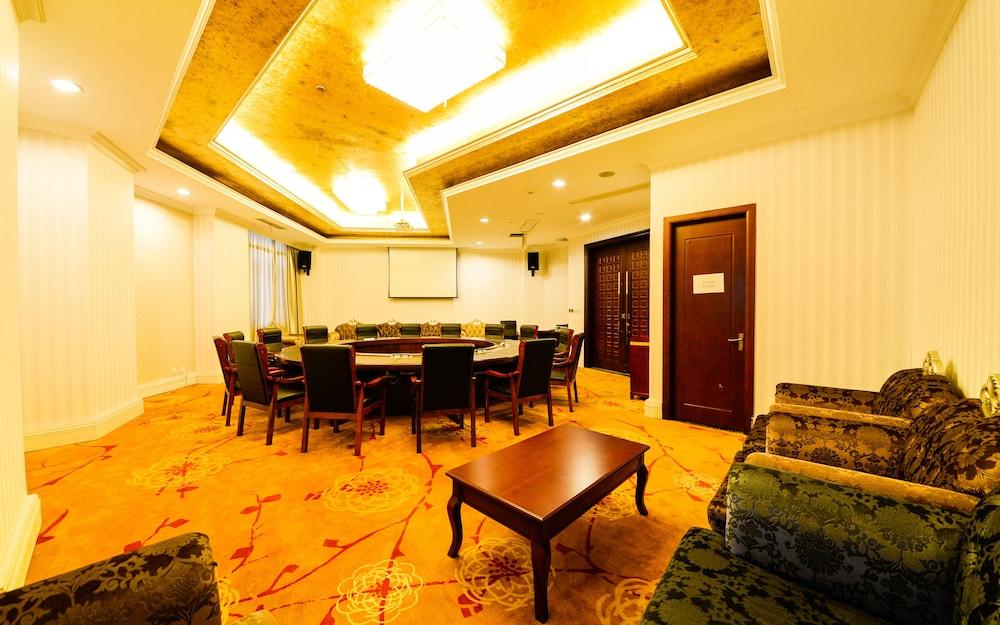 상하이 샤하이 인터내셔널 호텔(Shanghai Shahai International Hotel) Hotel Image 23 - Meeting Facility