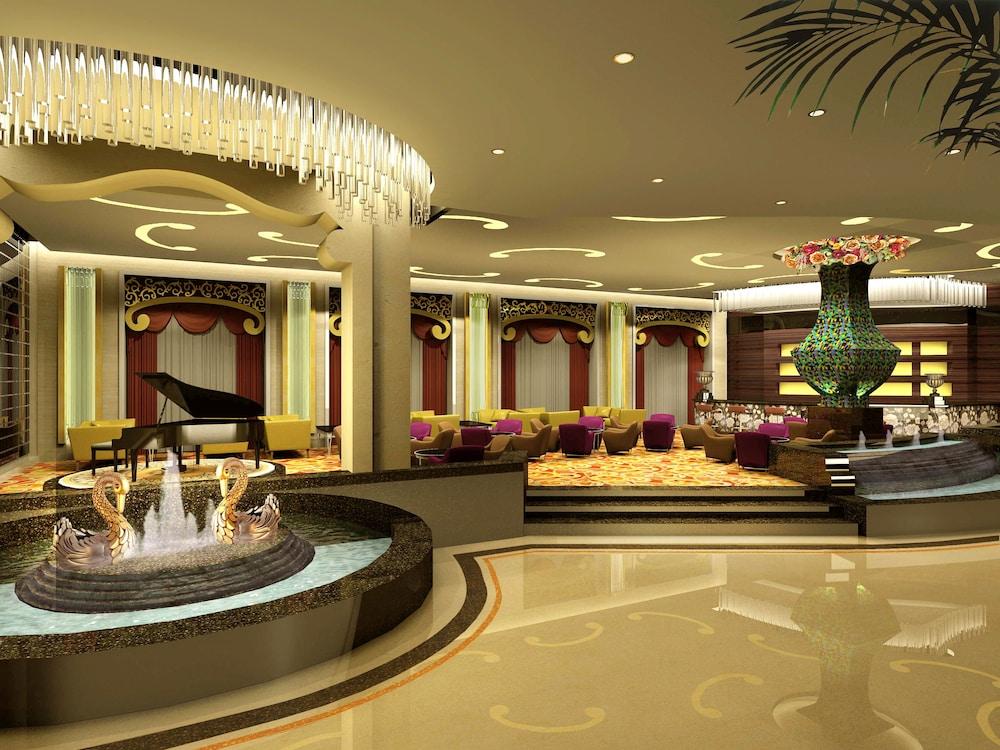 상하이 샤하이 인터내셔널 호텔(Shanghai Shahai International Hotel) Hotel Image 20 - Hotel Bar