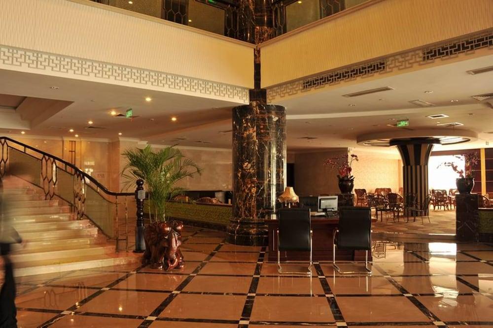 상하이 샤하이 인터내셔널 호텔(Shanghai Shahai International Hotel) Hotel Image 2 - Lobby Lounge