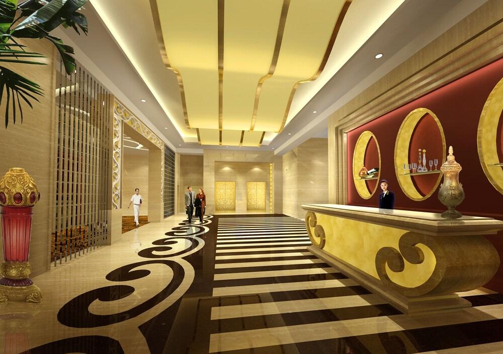 상하이 샤하이 인터내셔널 호텔(Shanghai Shahai International Hotel) Hotel Image 29 - Spa Reception