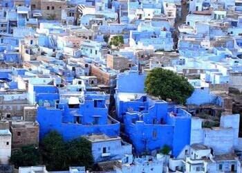 블루 하우스, 올디스트 게스트 하우스(The Blue House, Oldest Guest House) Hotel Image 68 - View from Hotel