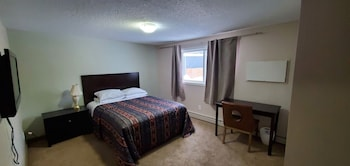 Studio, 1 Double Bed, Shared Bathroom