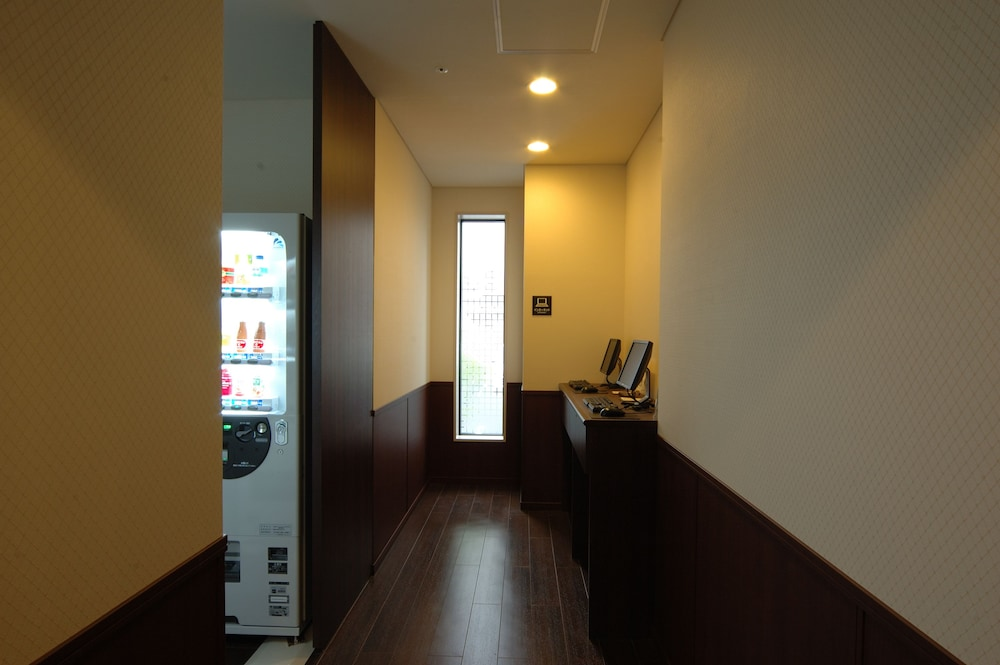 호텔 루트-인 쿠시로 에키마에(Hotel Route-Inn Kushiro Ekimae) Hotel Image 43 - Business Center