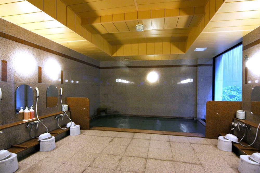 호텔 루트-인 쿠시로 에키마에(Hotel Route-Inn Kushiro Ekimae) Hotel Image 46 - Indoor Spa Tub