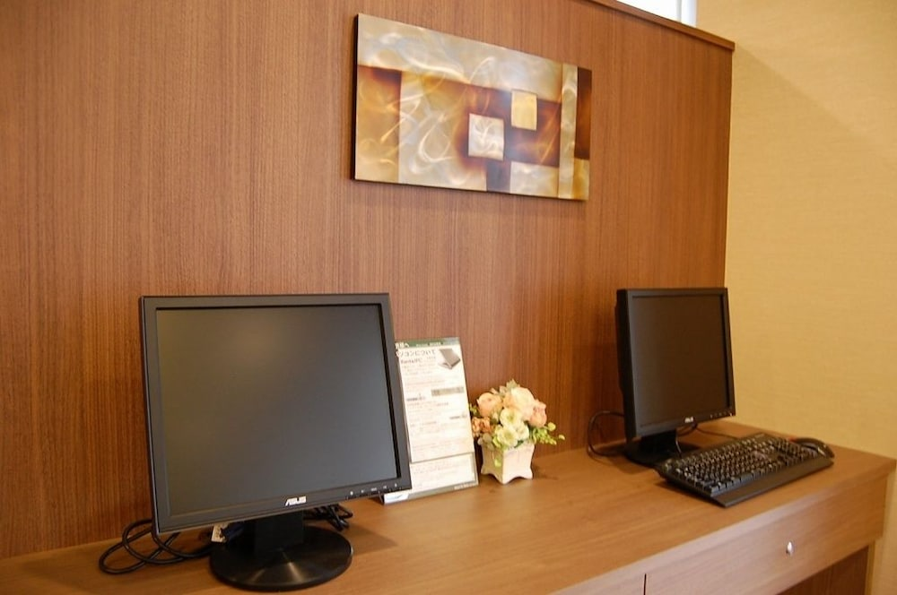 호텔 루트-인 쿠시로 에키마에(Hotel Route-Inn Kushiro Ekimae) Hotel Image 44 - Business Center