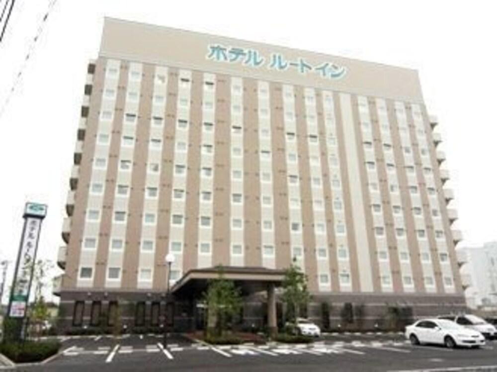 ルートイン 水戸県庁前
