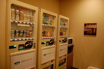Hotel Route-Inn Mitokenchomae - Vending Machine  - #0