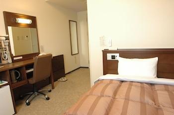 シングルルーム喫煙可|ホテルルートイン弘前城東